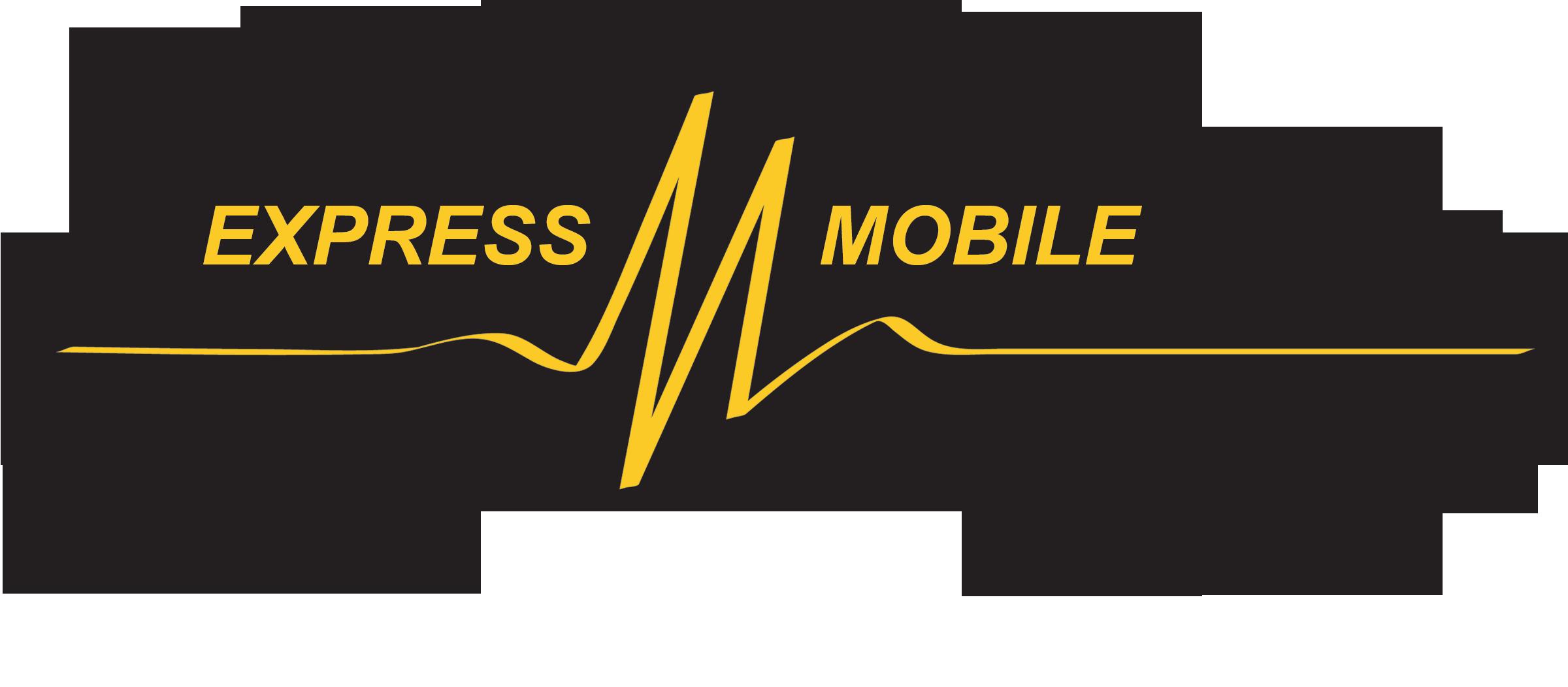 Express Mobile sponsor logo